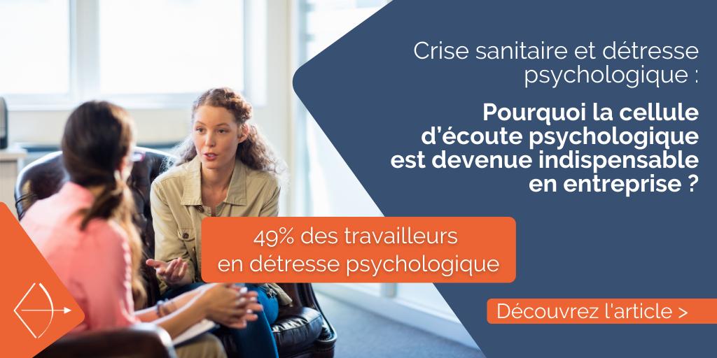49% des travailleurs en détresse psychologique